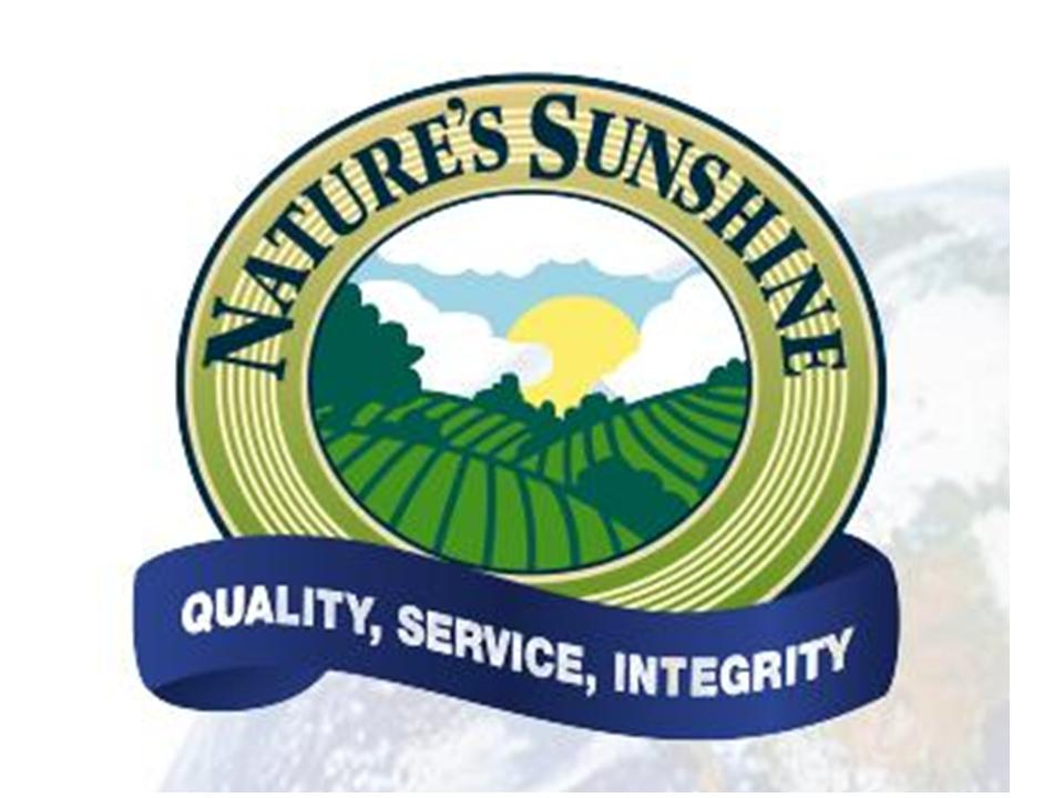 Why Natures Sunshine Products - the Purest organic supplements that ...